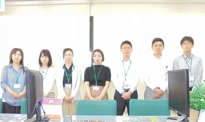 エイブルネットワーク長野店のスタッフ写真