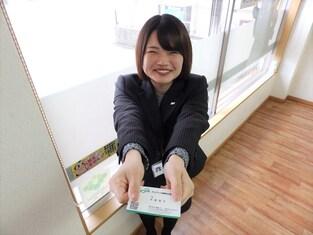 エイブルネットワーク伊勢中川店の接客写真
