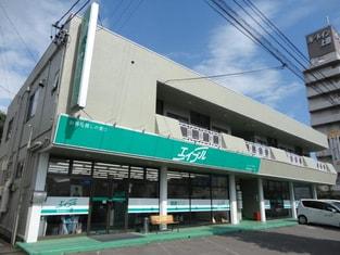 エイブルネットワーク上田店の外観写真