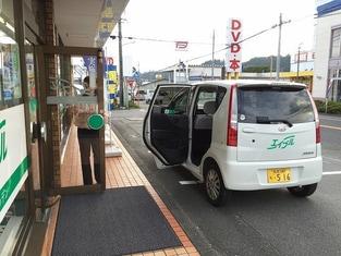 エイブルネットワーク飯田店の接客写真