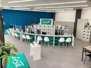 エイブルネットワーク佐久店の内観写真