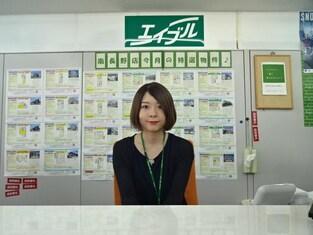 エイブルネットワーク南長野店の接客写真