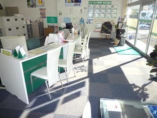 エイブルネットワーク須坂店の内観写真