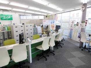 エイブルネットワーク塩尻広丘店の内観写真