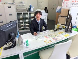 エイブルネットワーク塩尻広丘店の接客写真