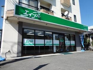 エイブルネットワーク伊那店の外観写真