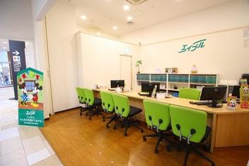 エイブルネットワークイオンモール倉敷店の内観写真