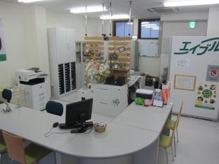 エイブルネットワーク長岡西店の内観写真