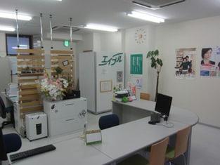 エイブルネットワーク長岡西店の接客写真