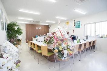 エイブルネットワーク水戸茨城大学前店の内観写真