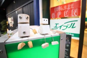 エイブルネットワーク高松駅前店の接客写真