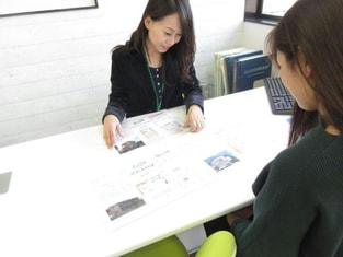 エイブルネットワーク津南店の接客写真