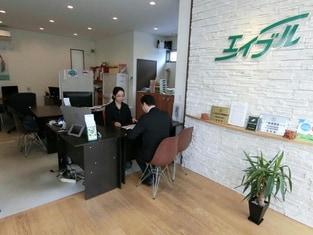 エイブルネットワーク名寄店の接客写真