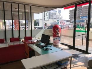 エイブルネットワーク福山御門町店の内観写真