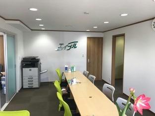 エイブルネットワーク八戸店の内観写真