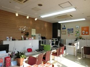 エイブルネットワーク赤穂店の内観写真