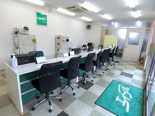 エイブルネットワーク富士吉原店の内観写真