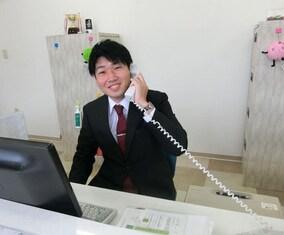 エイブルネットワーク富士吉原店の接客写真