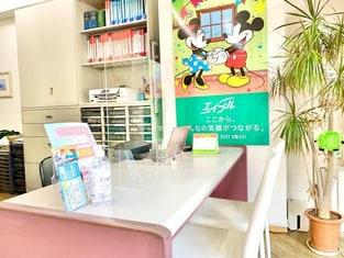 エイブルネットワーク平野長原駅前店の内観写真
