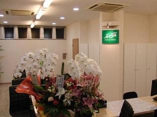 エイブルネットワーク竜王駅前店の接客写真