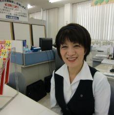 エイブルネットワークJR東口店の接客写真
