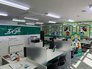 エイブルネットワーク松山平和通店の内観写真