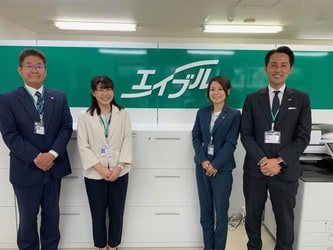 エイブルネットワーク松山平和通店のスタッフ写真