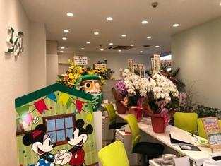 エイブルネットワーク高崎駅前店の内観写真