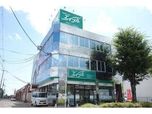 エイブルネットワーク高島安曇川店の外観写真