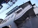 平山マンションの外観