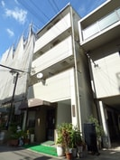 ラピート兵庫の外観
