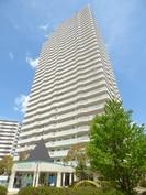 須磨パークヒルズC棟の外観