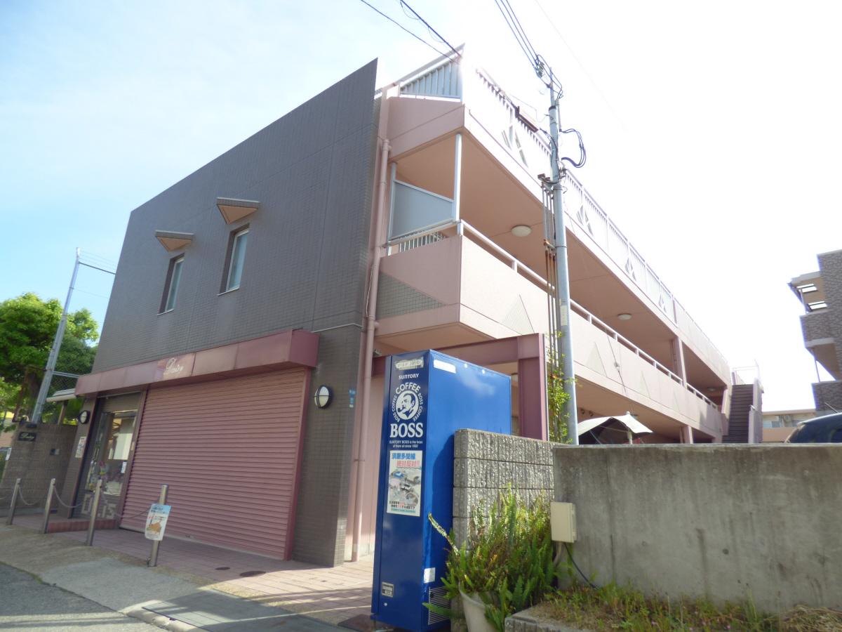 平成8年築のキレイなマンション
